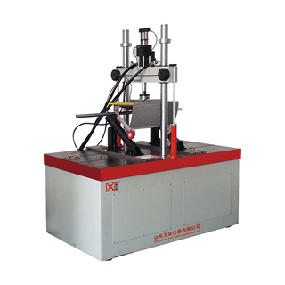 Dynamic and static fatigue testing machine for steps and pallets of escalator and moving walks
